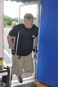 We do our best to accommodate our patients with disabilities.